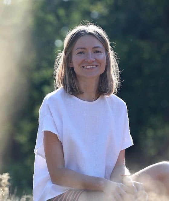 Katja Rzheutskaya Founder Linamour