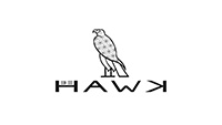 BE HAWK LOGO
