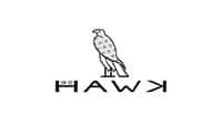 BE HAWK LOGO